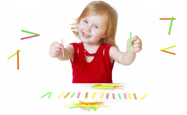 Математическое развитие дошкольников