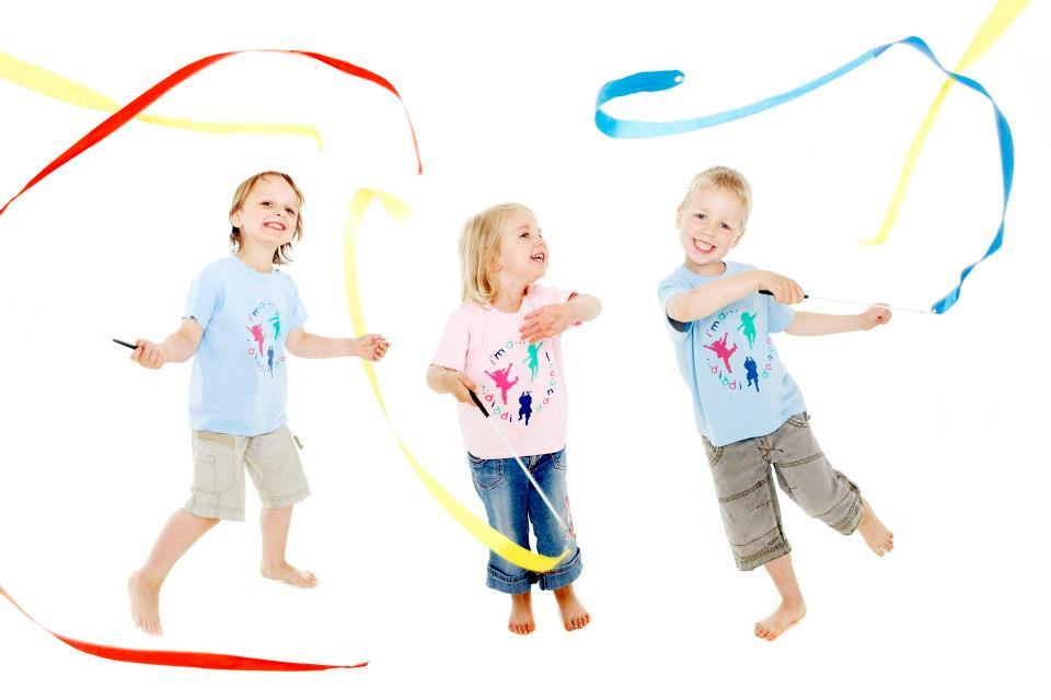 Подвижные игры дошкольников