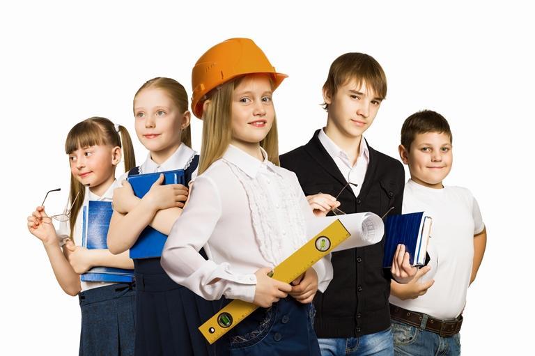 Карьерные ориентации старшеклассников