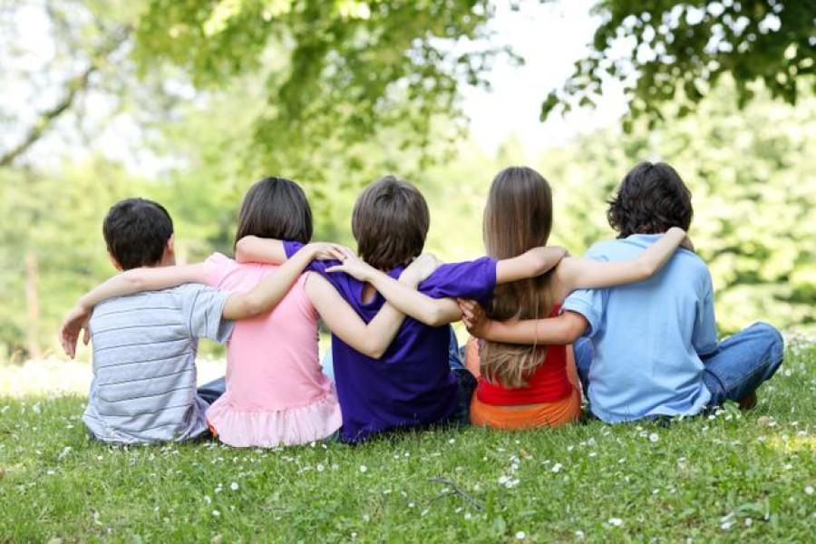 Дружба в подростковом возрасте