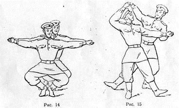 Танец-казаков-курсовая