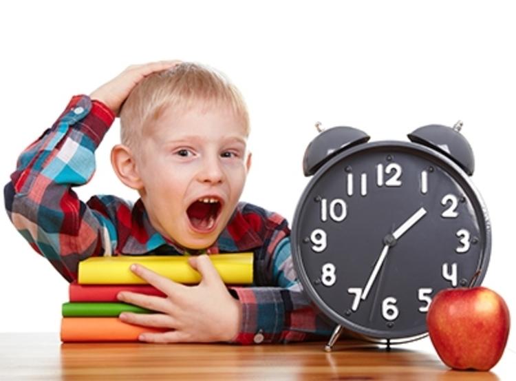 Vremennie predstavlenia doshkolnikov